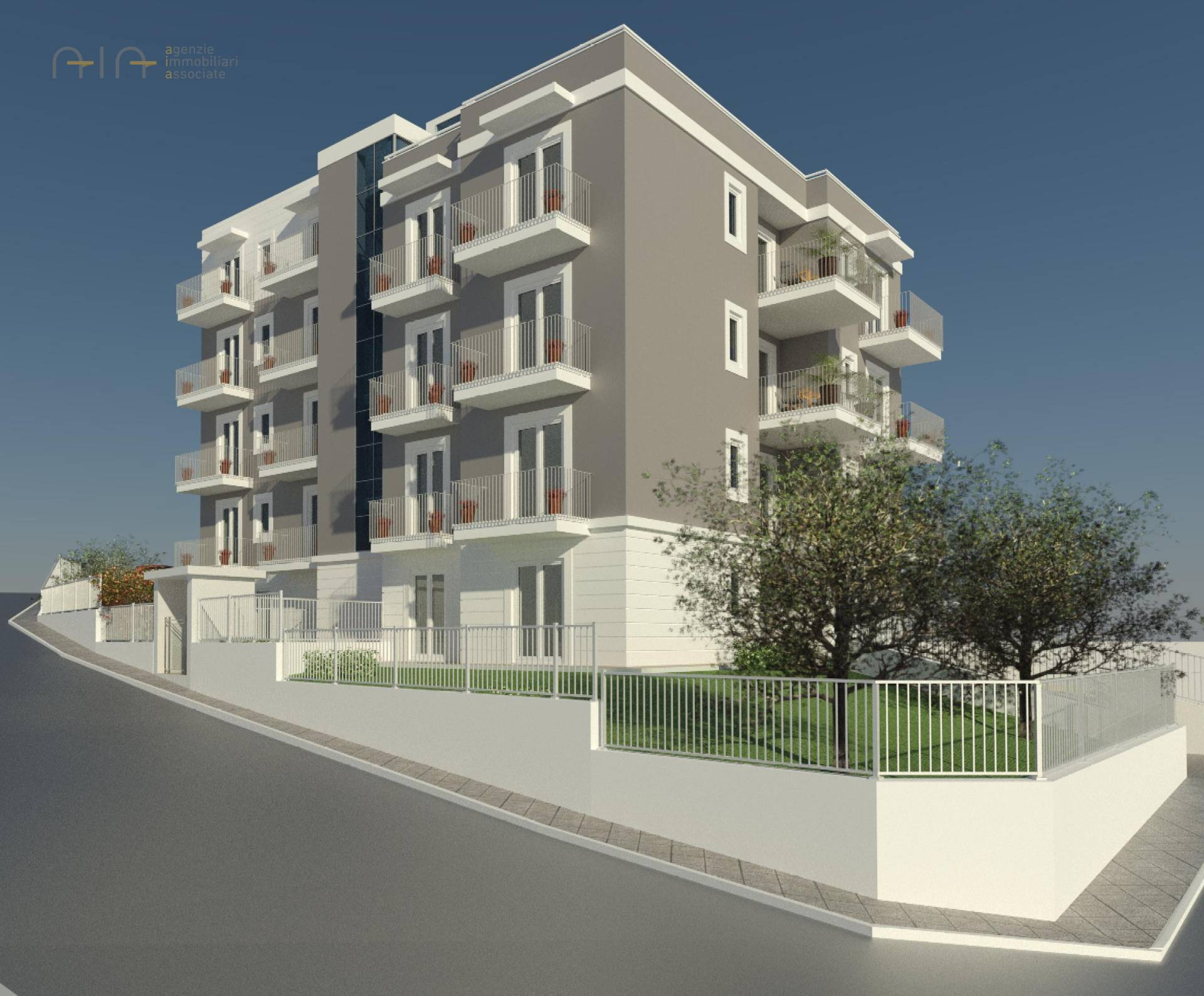 Appartamento in vendita a Grottammare, 3 locali, zona Località: Residenzialenord(sopraLass16,anorddelTesino, prezzo € 190.000 | CambioCasa.it
