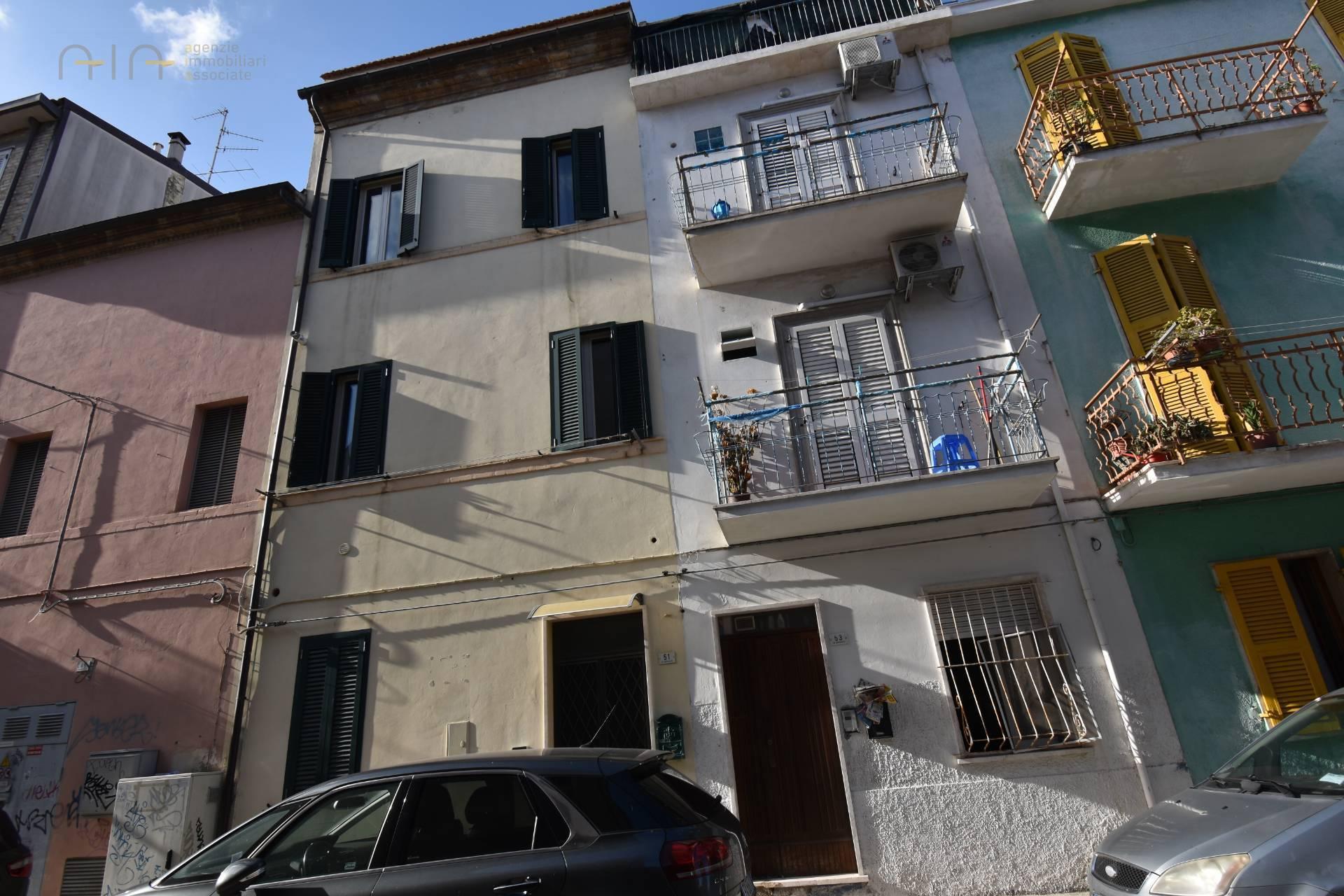 CASA INDIPENDENTE in Vendita a San Benedetto Del Tronto (ASCOLI PICENO)