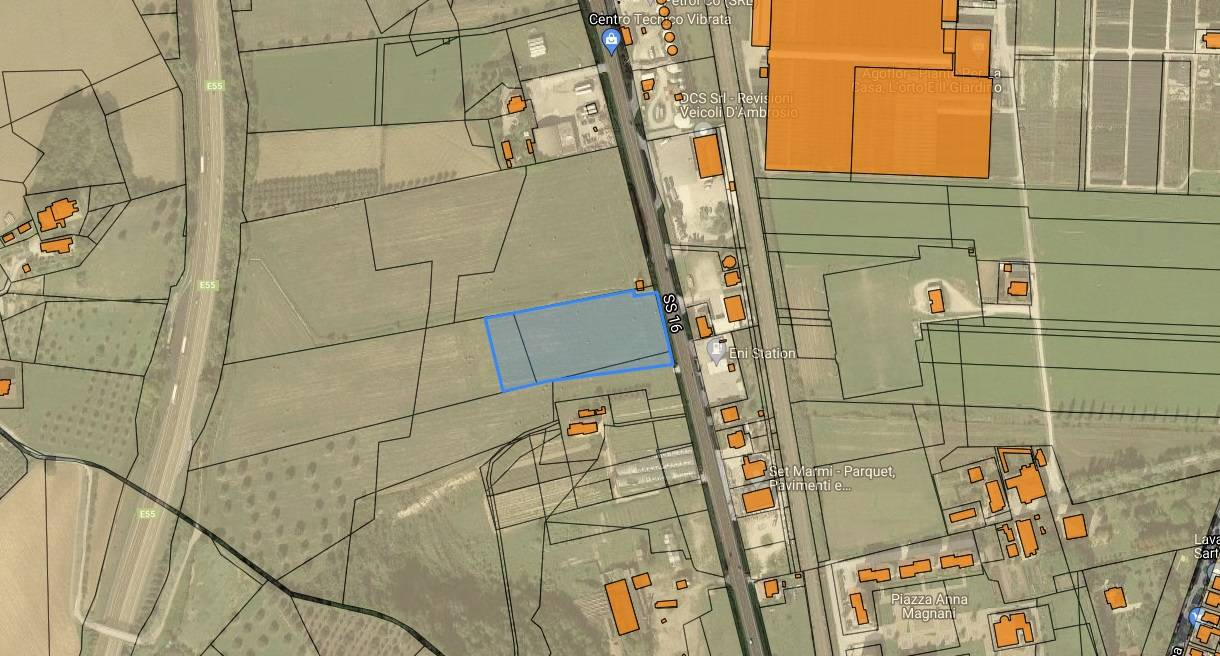 Terreno agricolo in vendita a Martinsicuro (TE)