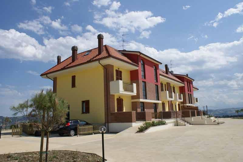 Appartamento in vendita a Monteprandone, 4 locali, zona Località: Collinare, prezzo € 130.000 | PortaleAgenzieImmobiliari.it