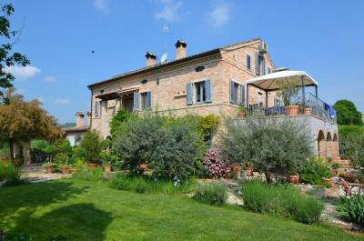 Country House for sale in Belmonte Piceno - CASALE IRIS