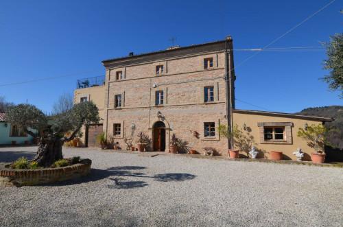 Casale Colonico in Vendita a Montalto delle Marche