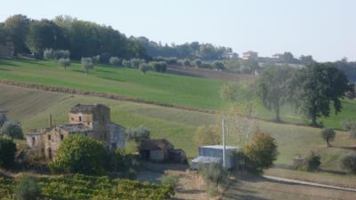 Casale Colonico in Vendita a Monte Vidon Combatte