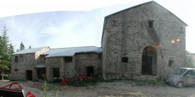 Casale Colonico in Vendita a Montelparo