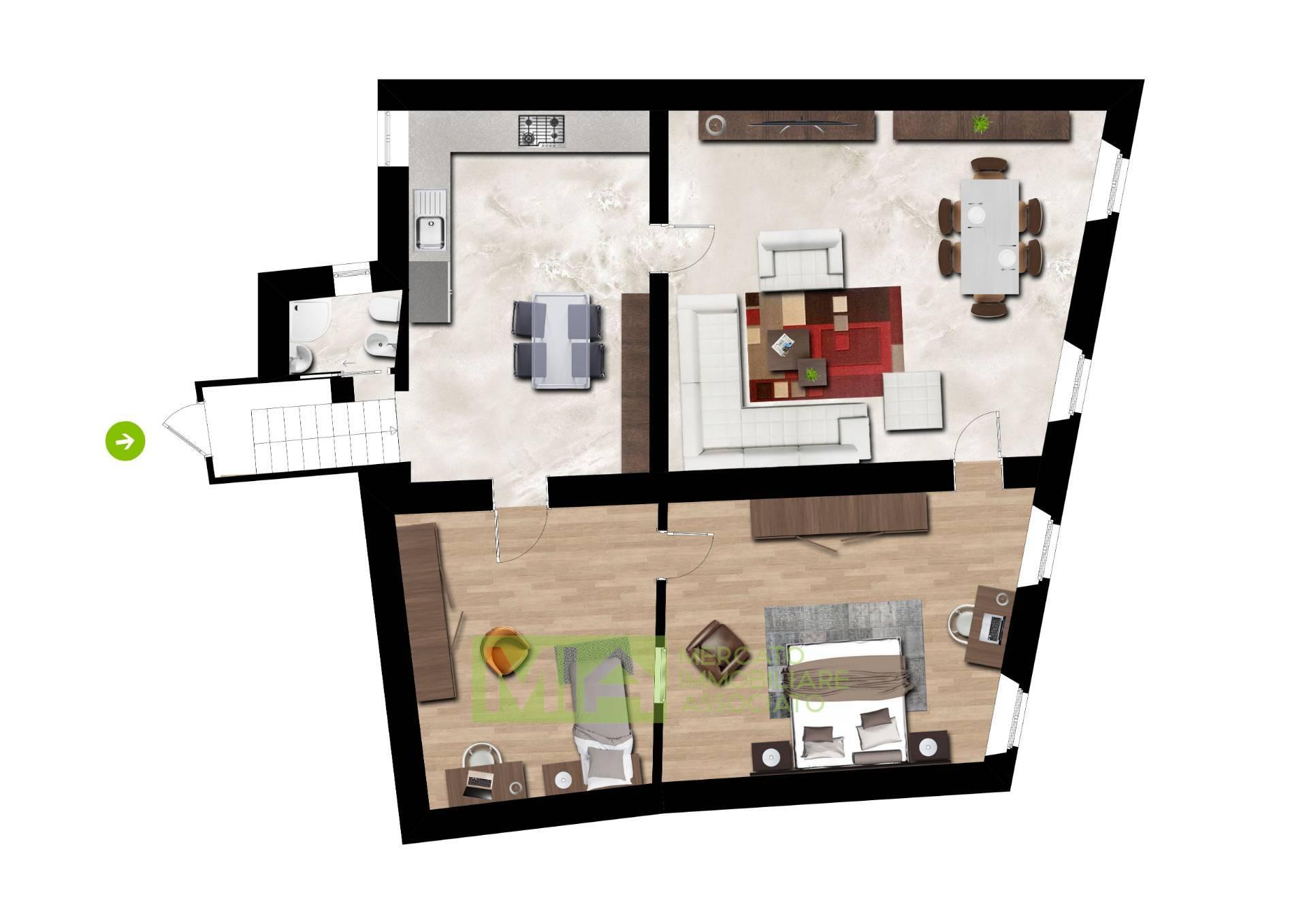 macerata vendita quart: centro casatasso-s.r.l.