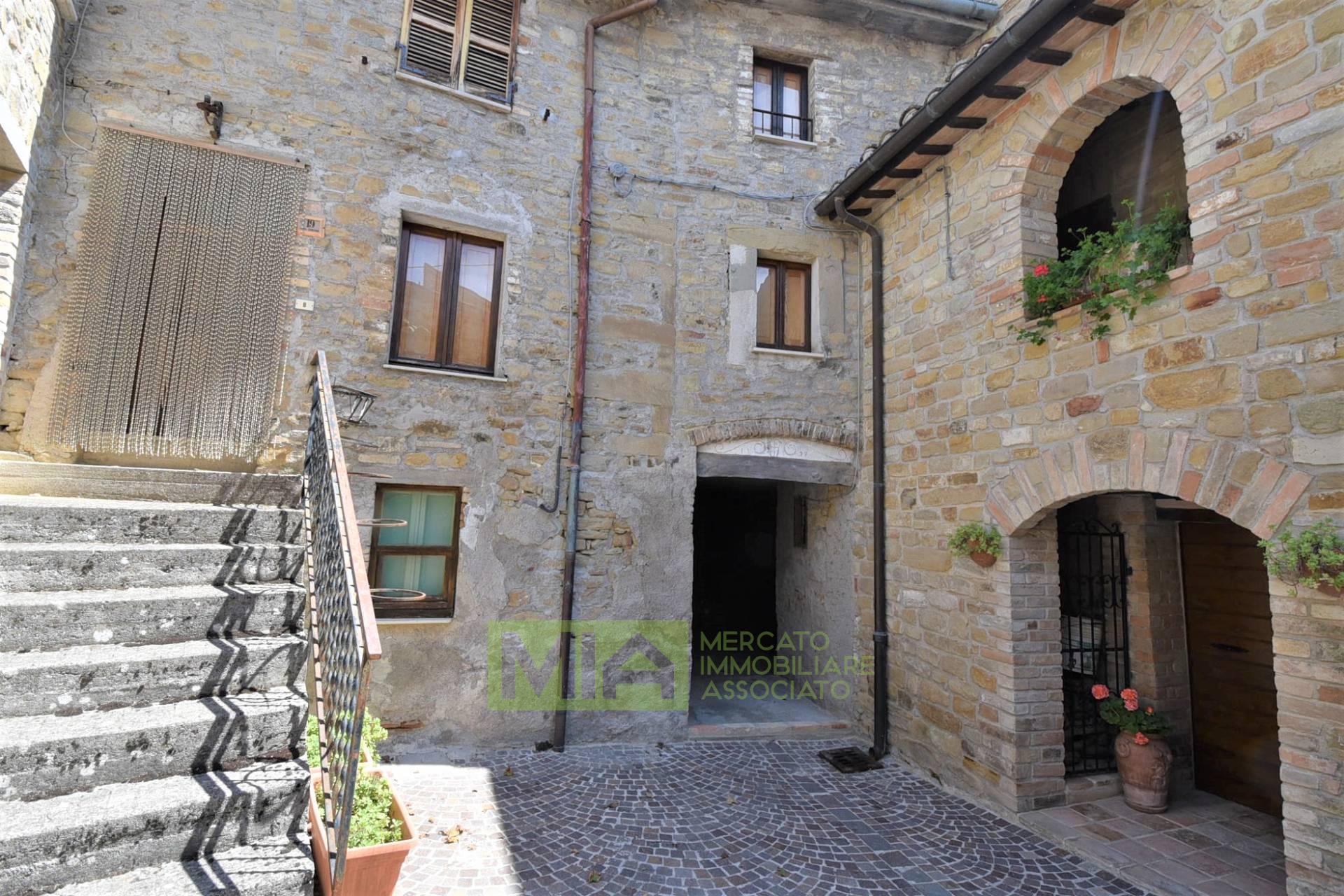 Appartamento in vendita a Quinzano, Force (AP)