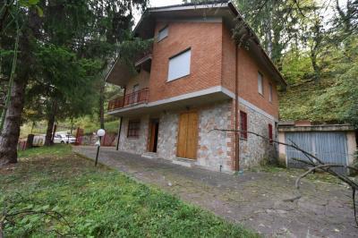 casa única in Vendita a Montefortino