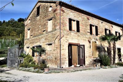 сельский дом на Продажа в Colmurano