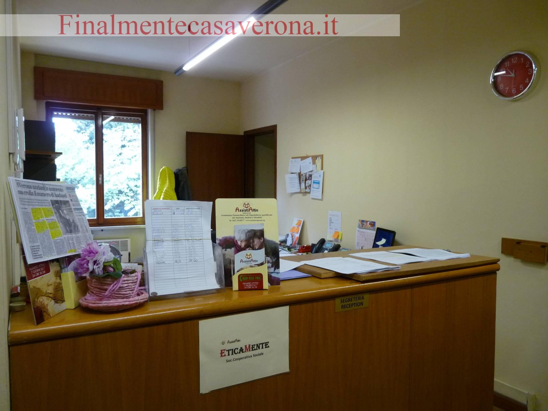 Appartamento in affitto a Verona, 8 locali, prezzo € 2.100   CambioCasa.it