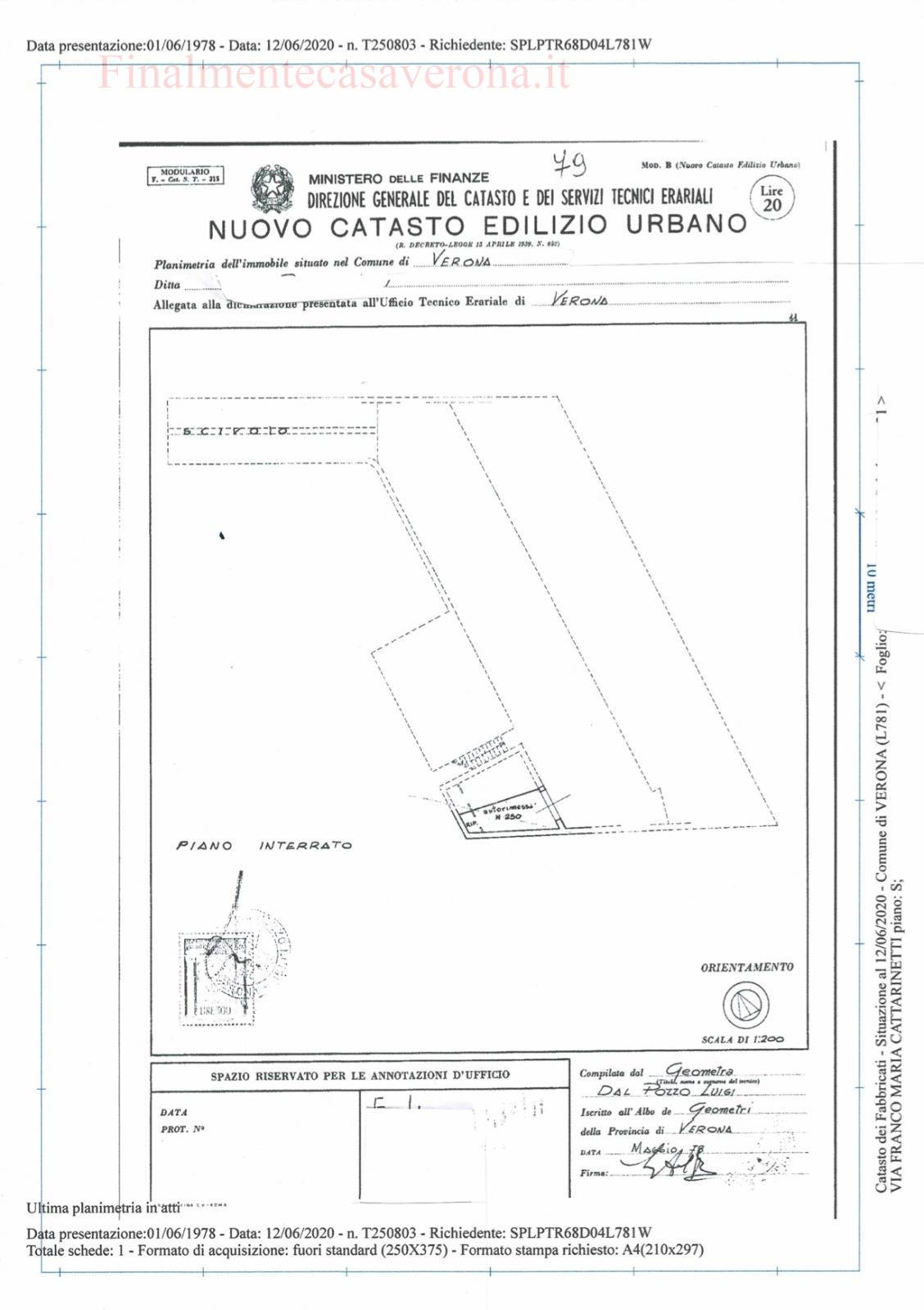 Appartamento In Vendita A Verona Cod 158