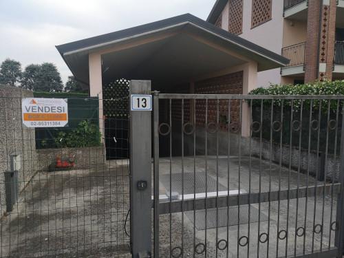 Box o garage in Vendita a Inzago