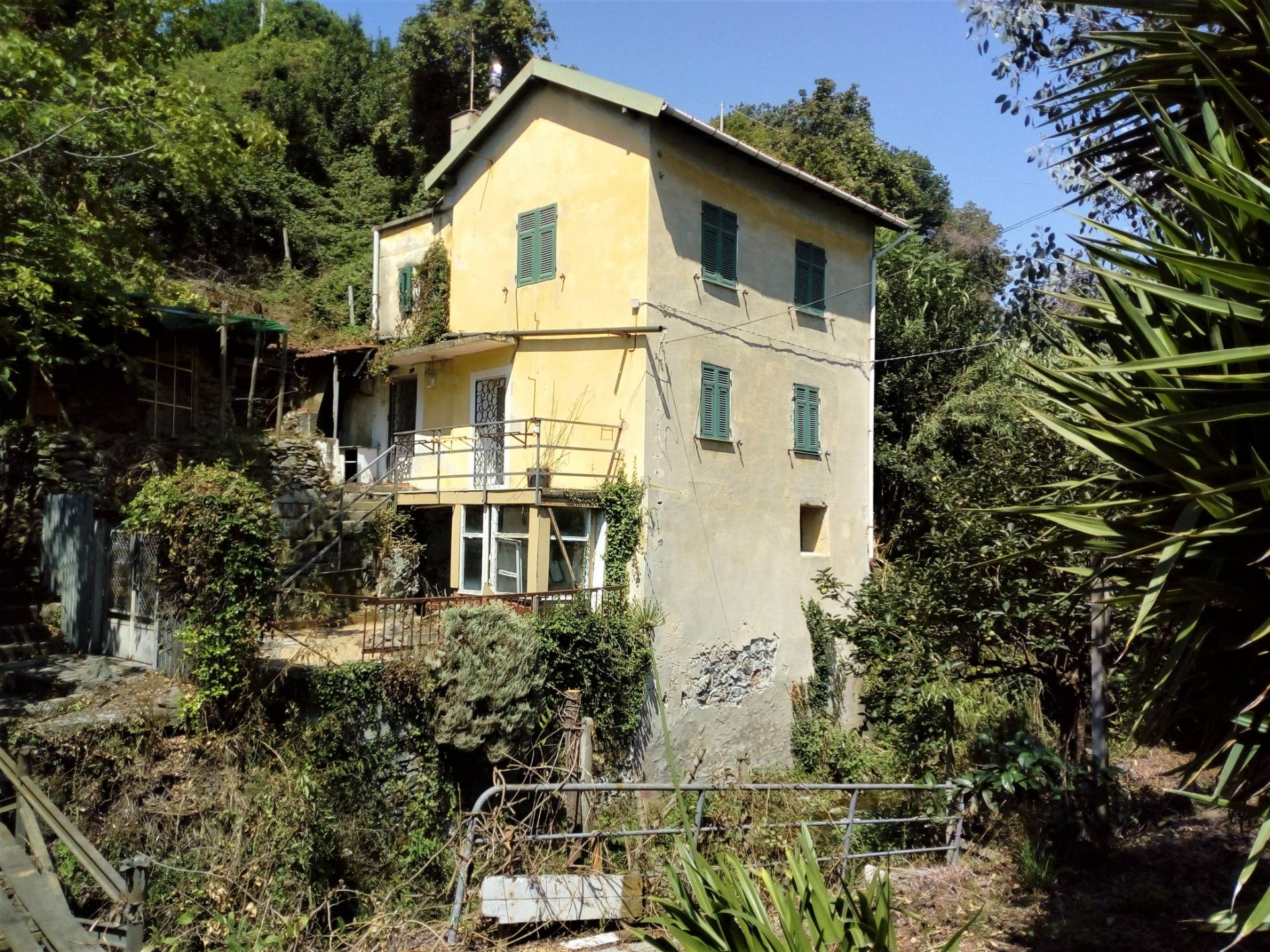 Soluzione Indipendente in vendita a Celle Ligure, 6 locali, prezzo € 230.000 | PortaleAgenzieImmobiliari.it