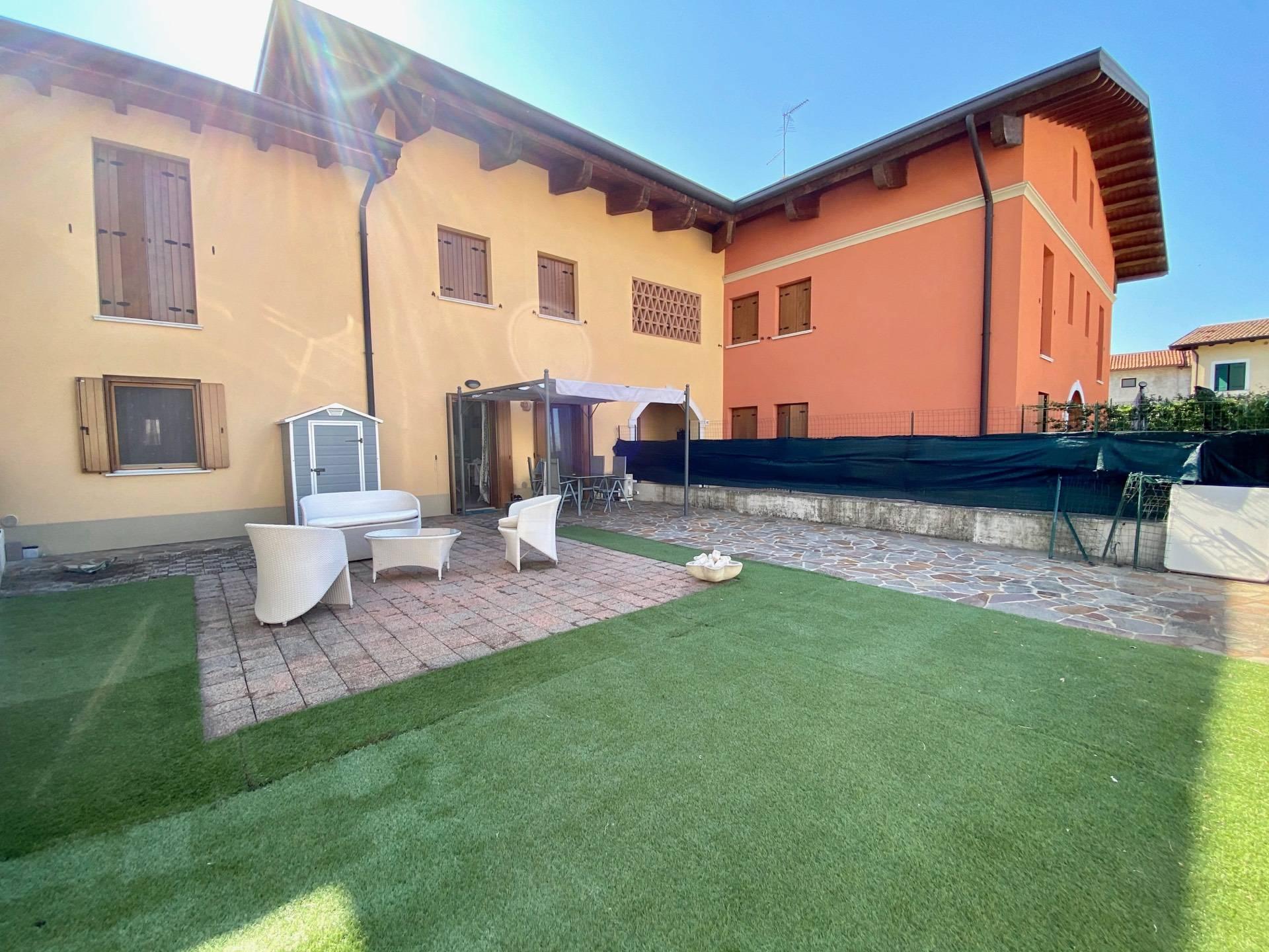 Appartamento in vendita a Turriaco, 3 locali, prezzo € 149.000 | PortaleAgenzieImmobiliari.it