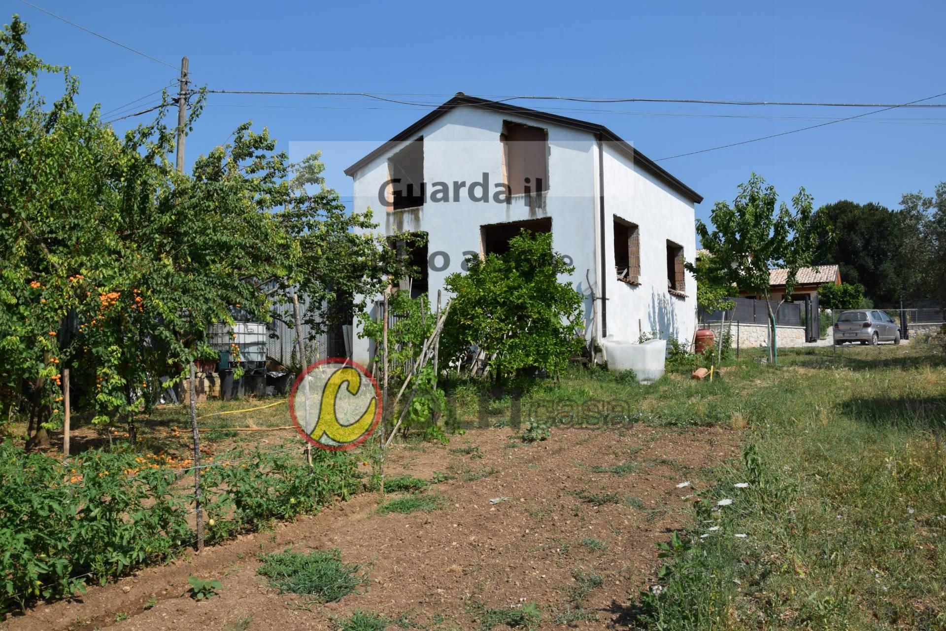 Terreno Agricolo in vendita a Sant'Elia Fiumerapido, 9999 locali, zona Zona: Portella, prezzo € 65.000   CambioCasa.it