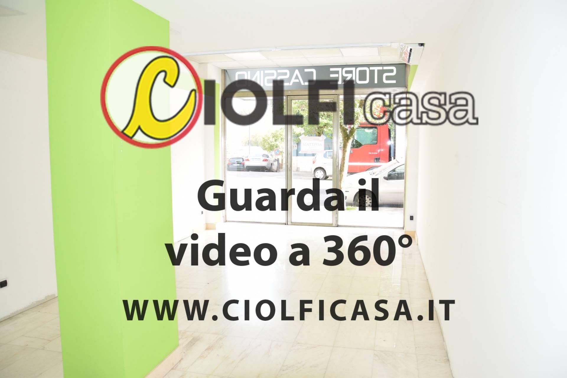 Negozio / Locale in affitto a Cassino, 9999 locali, zona Località: S.Antonio, prezzo € 750 | CambioCasa.it