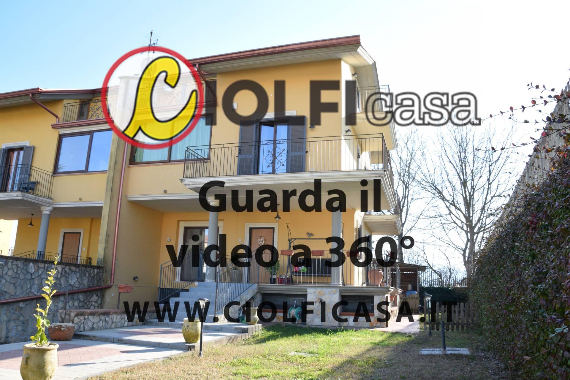 Villette a schiera in Vendita a Pignataro Interamna Cod. 45