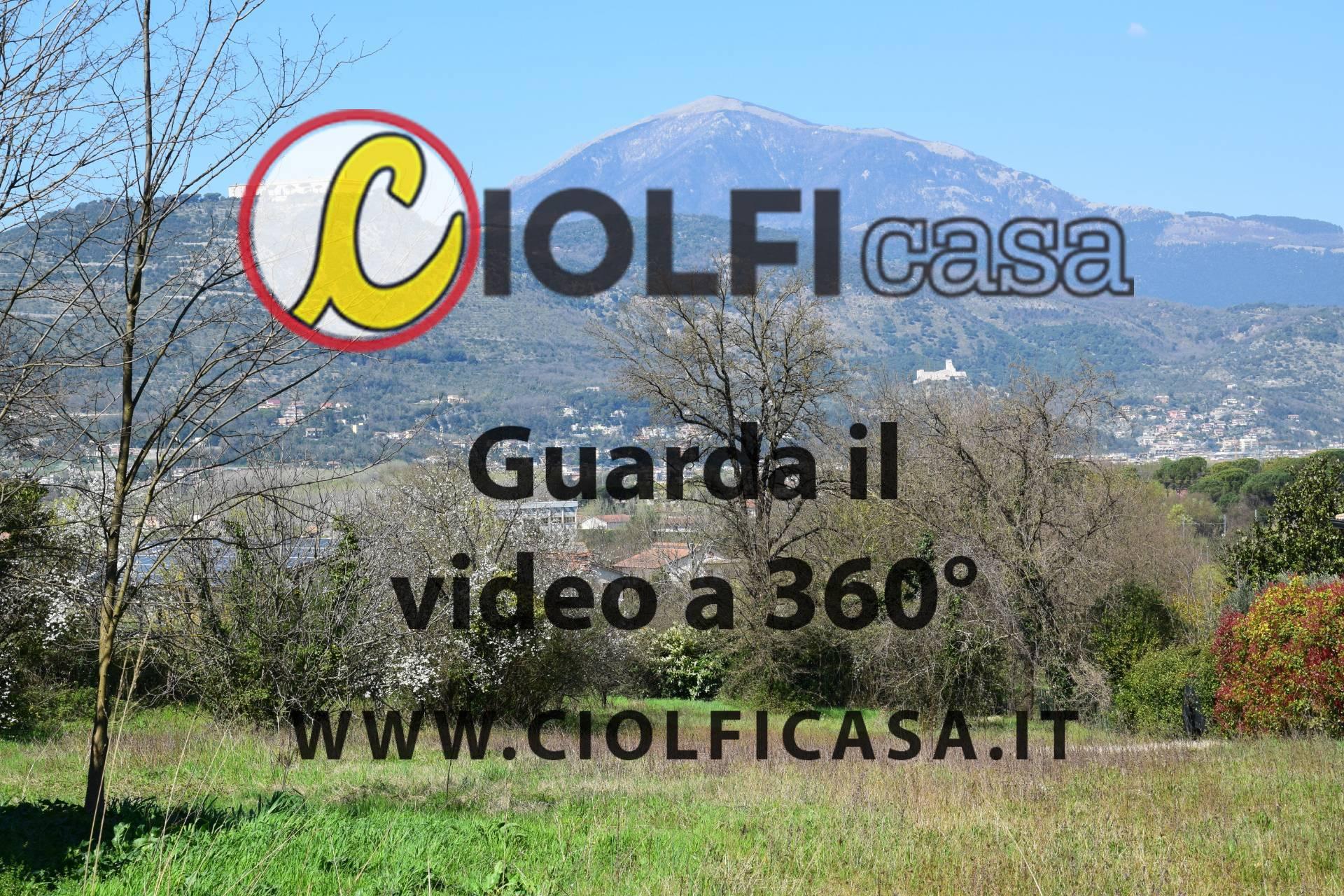 Terreno Edificabile Residenziale in vendita a Cervaro, 9999 locali, zona Località: Foresta, prezzo € 33.000 | CambioCasa.it