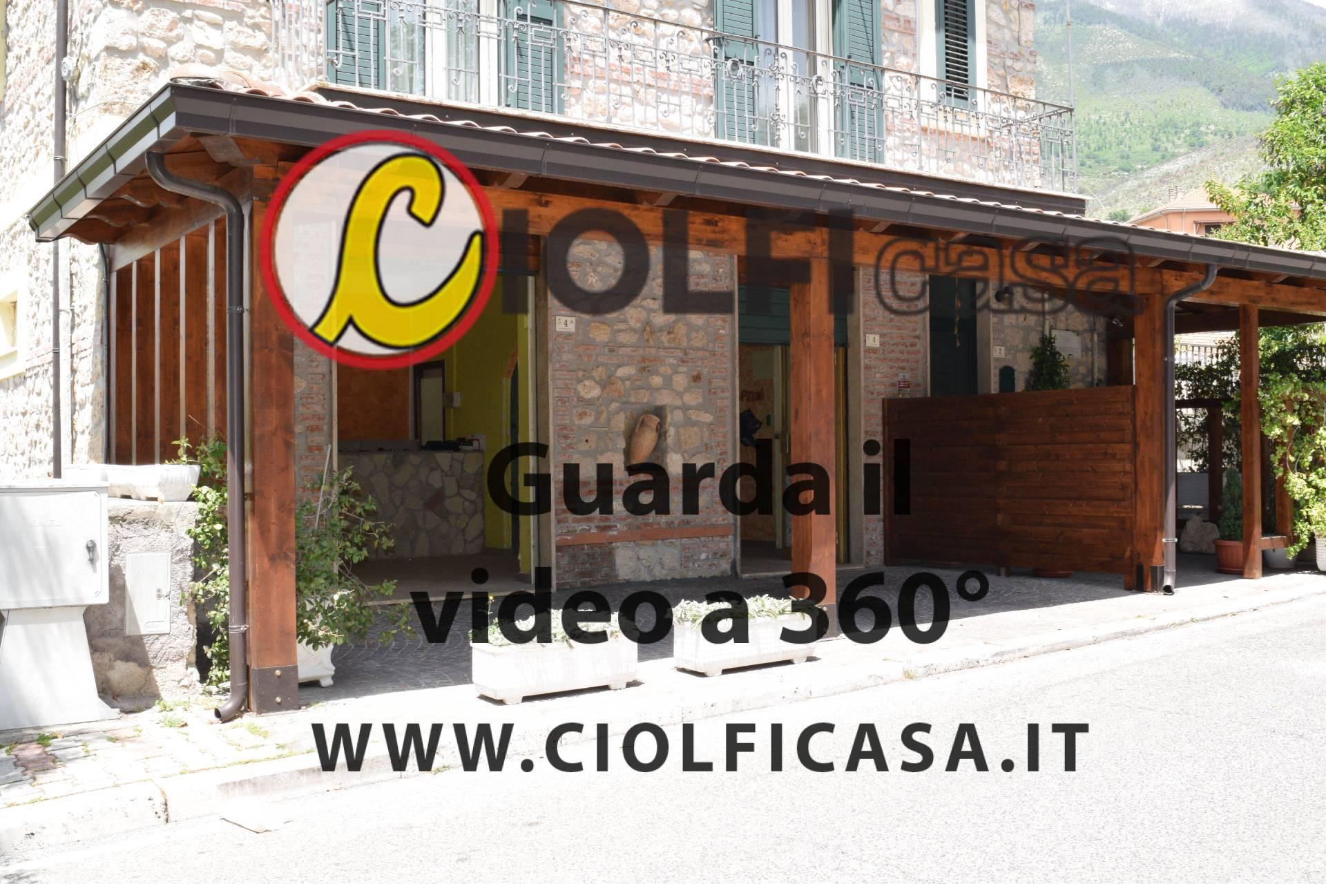 Negozio / Locale in affitto a Piedimonte San Germano, 9999 locali, zona Località: PiedimonteAlta, Trattative riservate | CambioCasa.it