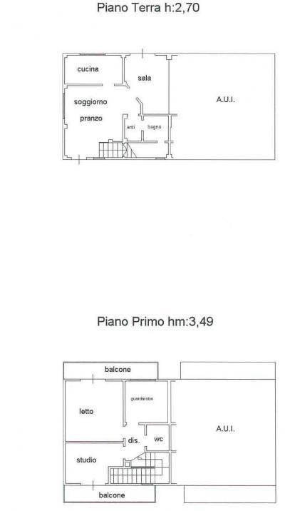 Casa singola in Vendita a Bertinoro