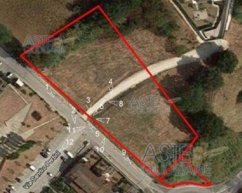 Terreno edificabile in Vendita a Montemarciano