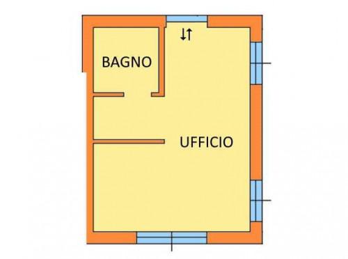 Studio/Ufficio in Affitto a Ravenna