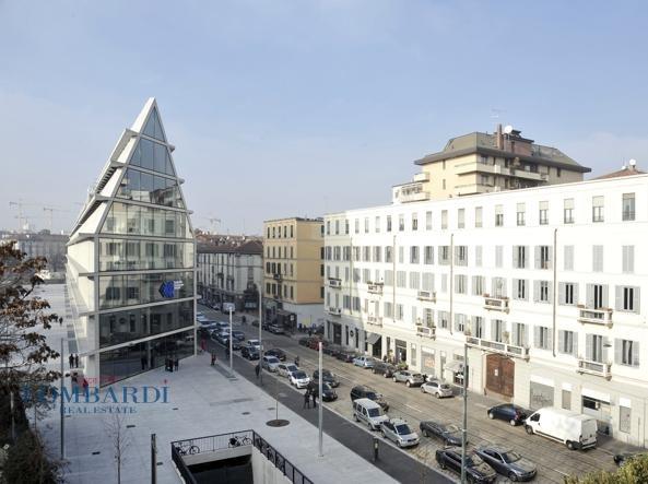 Loft in affitto a Milano in Via Maroncelli