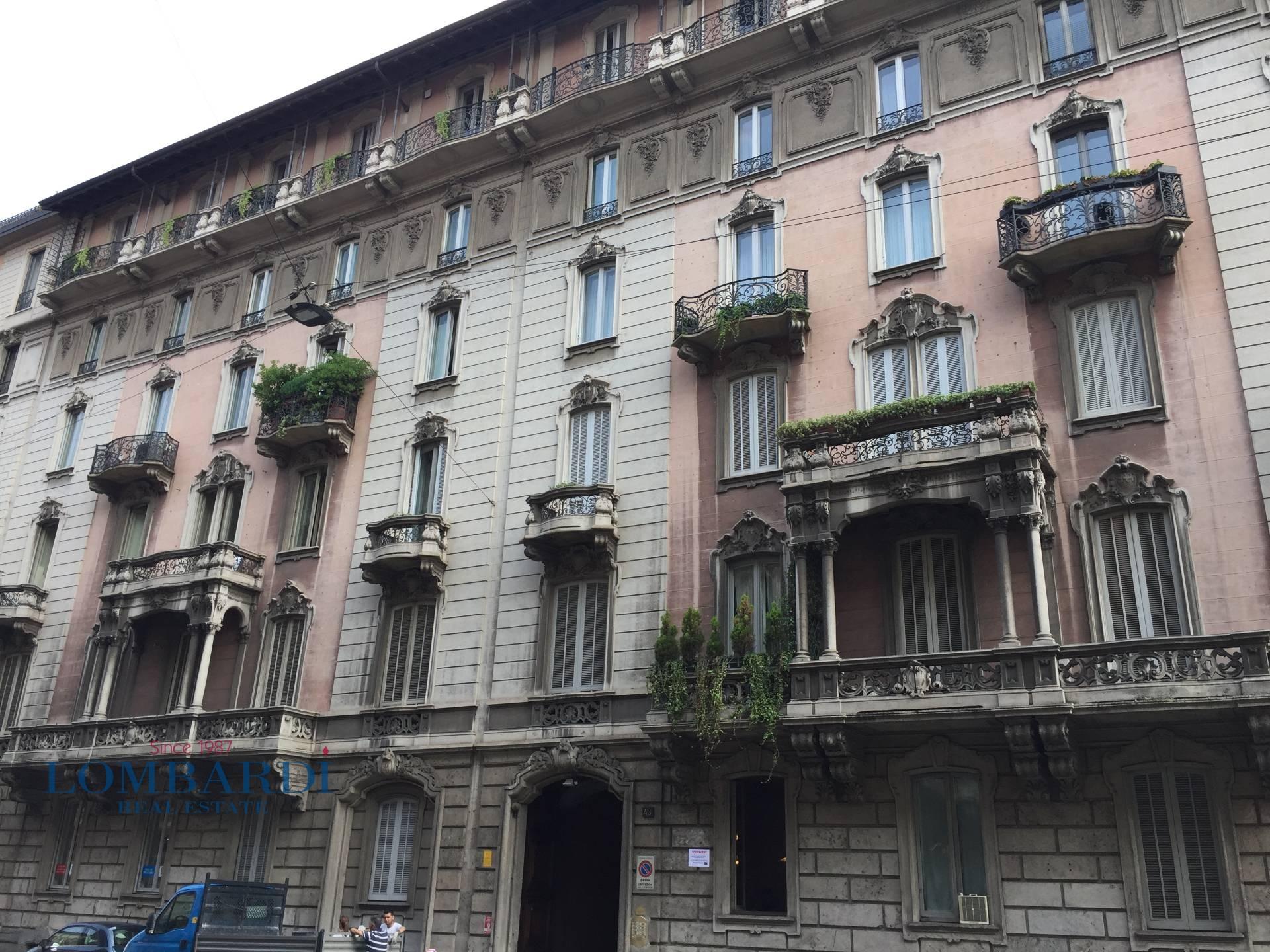 vendita appartamento milano cadorna  935000 euro  3 locali  96 mq
