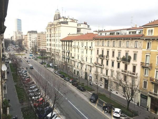 affitto locale commerciale milano washington  5000 euro  170 mq