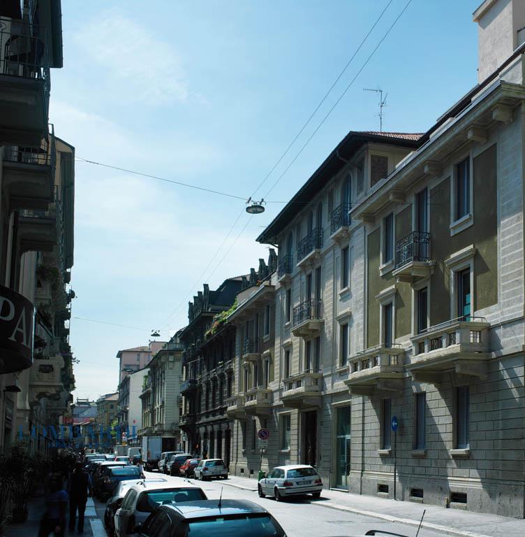 affitto appartamento milano sempione  1200 euro  2 locali  80 mq