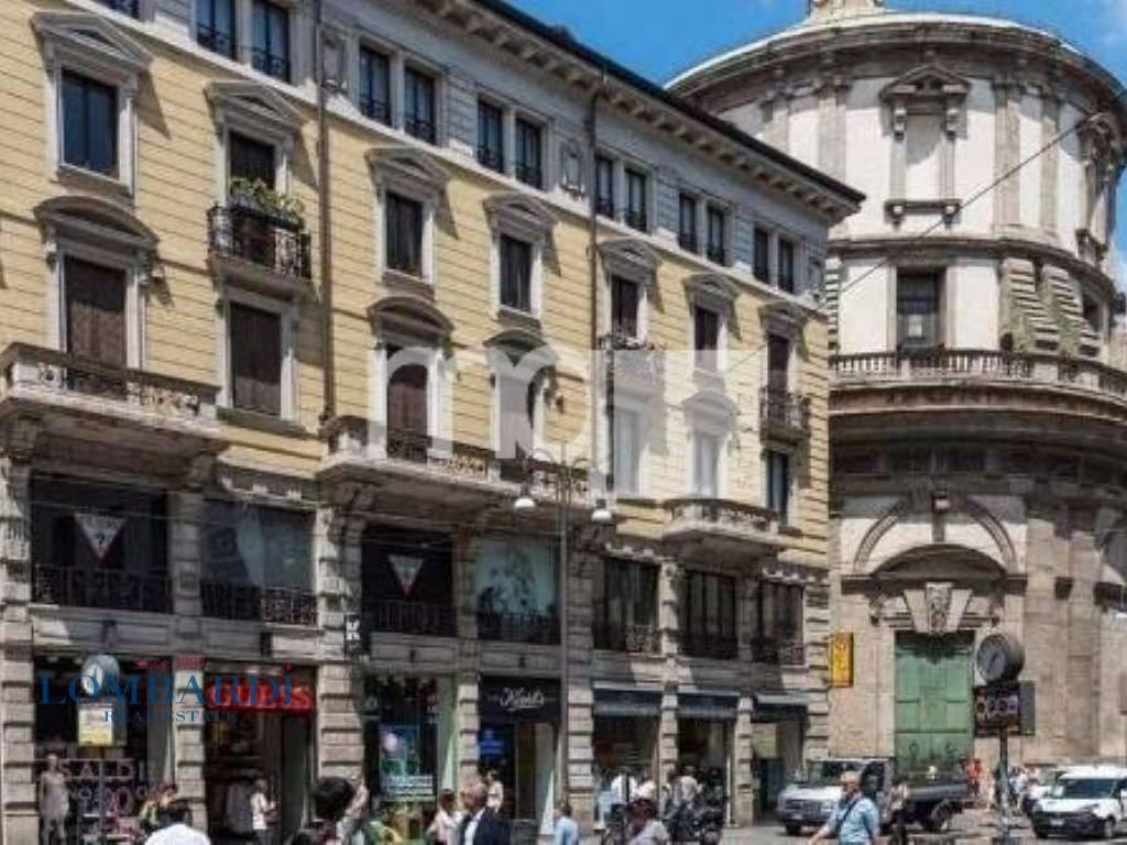 Via San Maurilio Milano affitto negozio milano - 2 via san maurilio € 3500 :19/09/2019