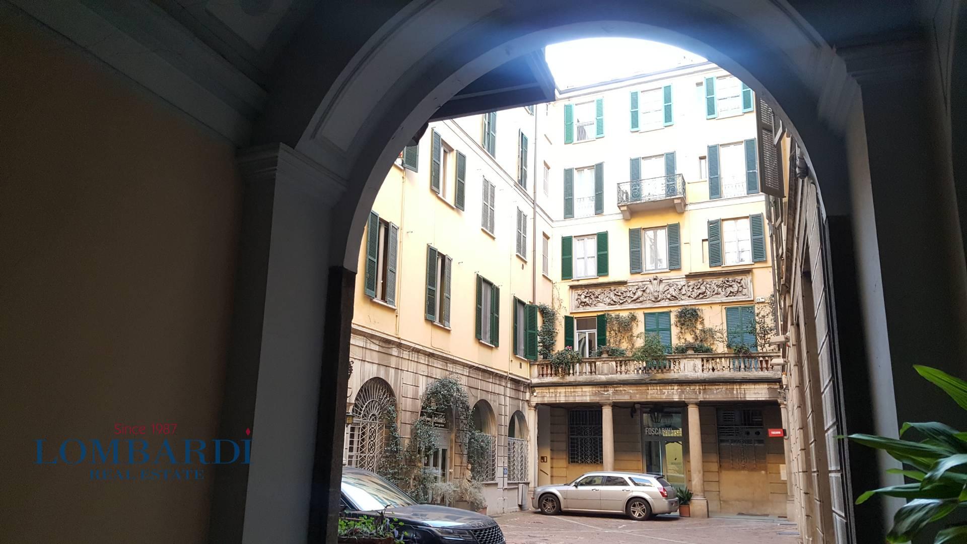 APPARTAMENTO in Affitto a Brera, Milano (MILANO)