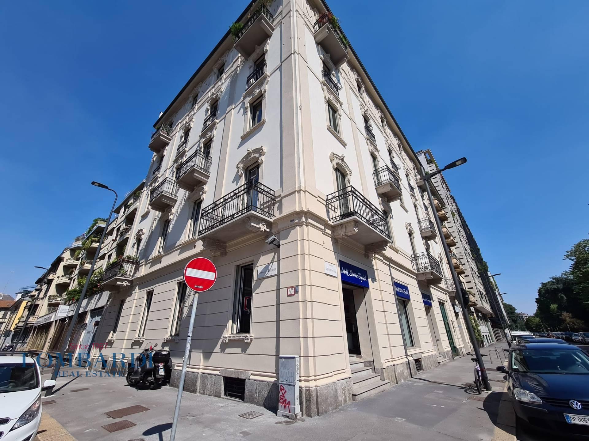 Ufficio in affitto a Sempione - Fiera Milanocity, Milano (MI)