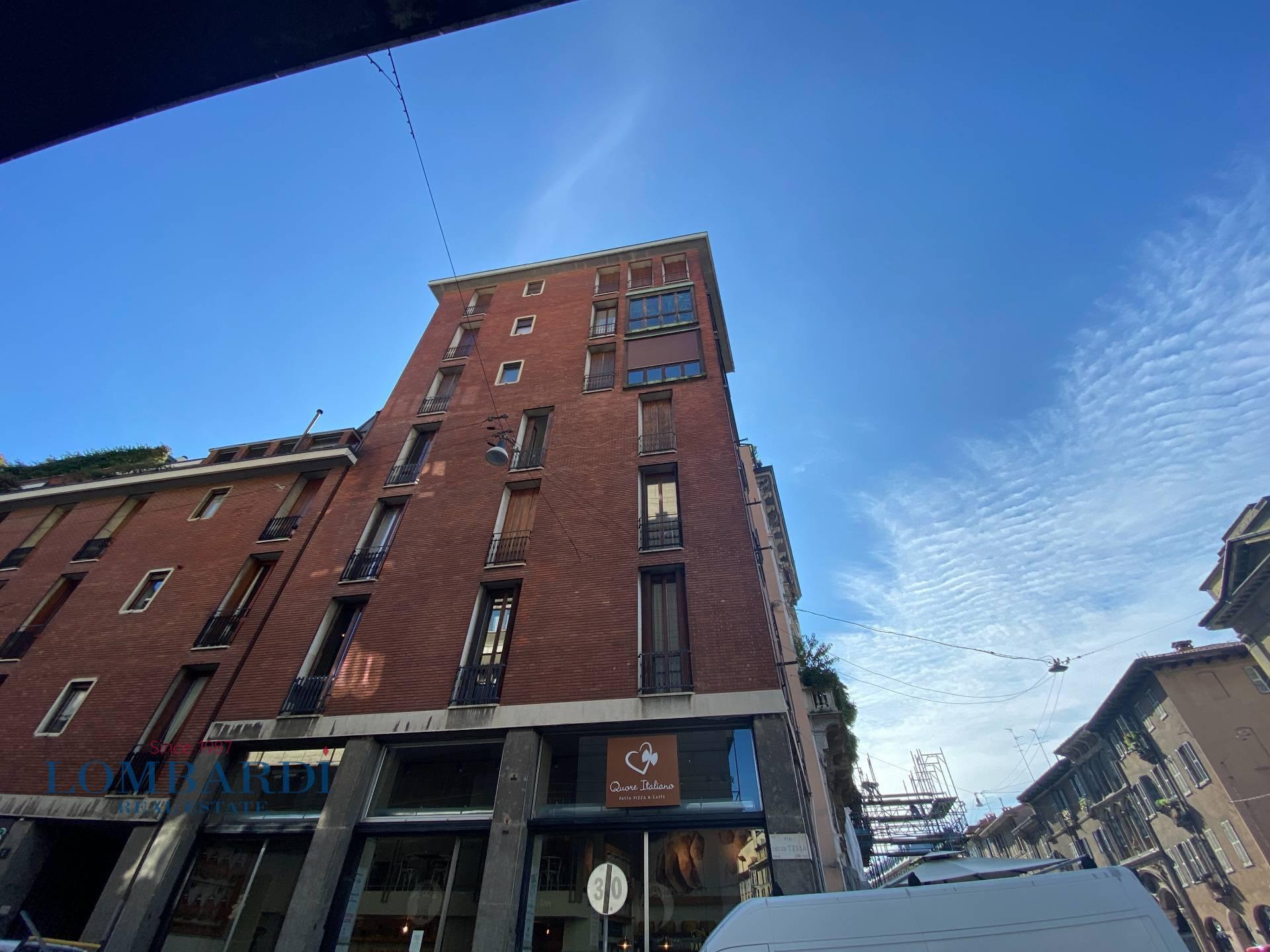 APPARTAMENTO in Affitto a Milano (MILANO)