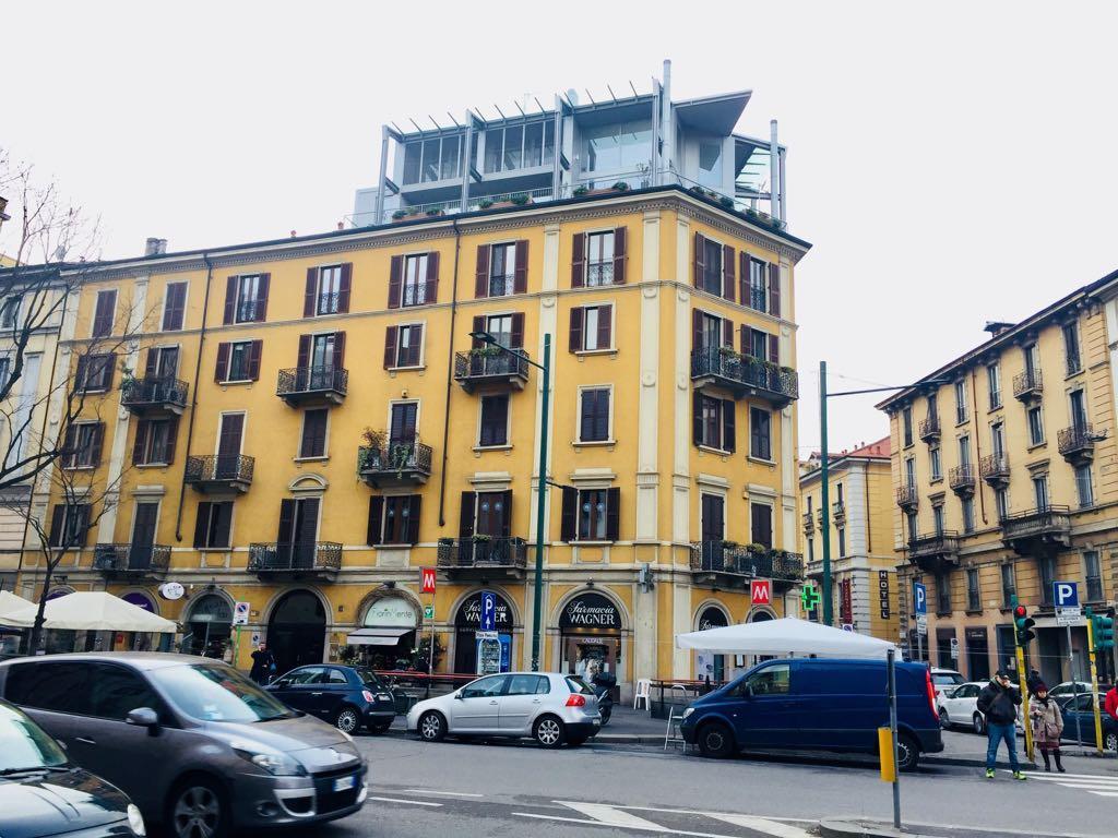 vendita appartamento milano wagner  575000 euro  2 locali  90 mq