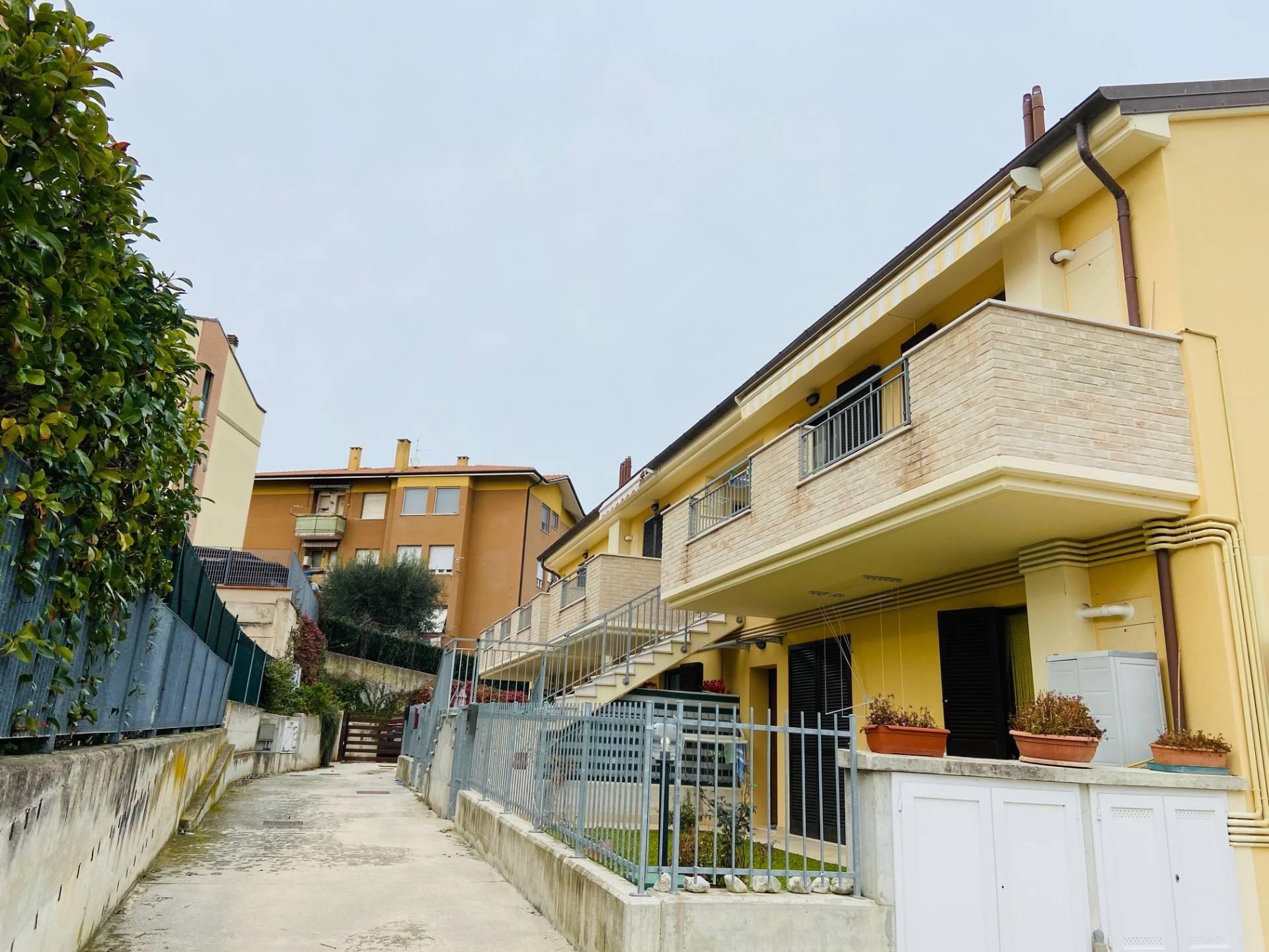 Attico in vendita a Monte San Vito (AN)