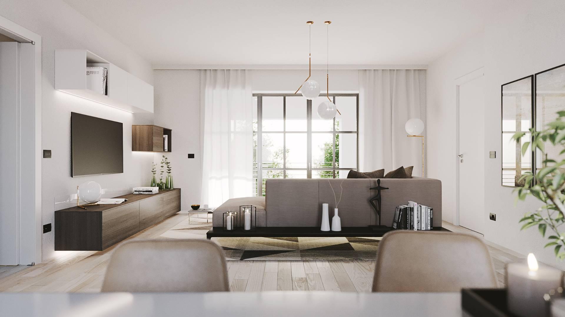 Appartamento in vendita a Trieste, 2 locali, zona Località: Zonedipregio, prezzo € 230.000 | CambioCasa.it