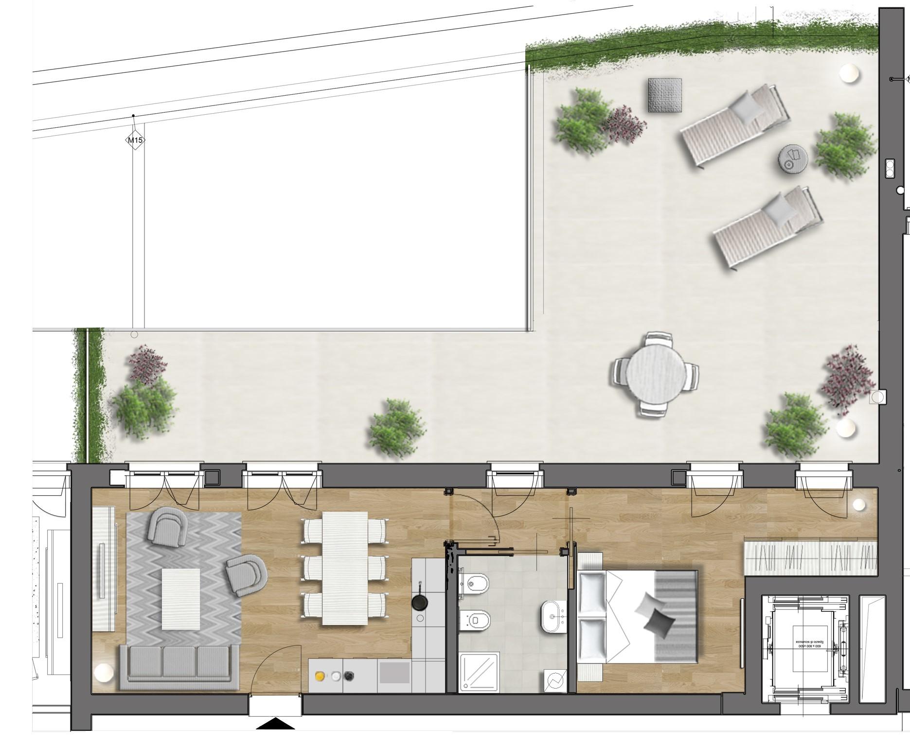 Appartamento in vendita a Trieste, 2 locali, zona Località: Zonedipregio, prezzo € 260.000 | PortaleAgenzieImmobiliari.it
