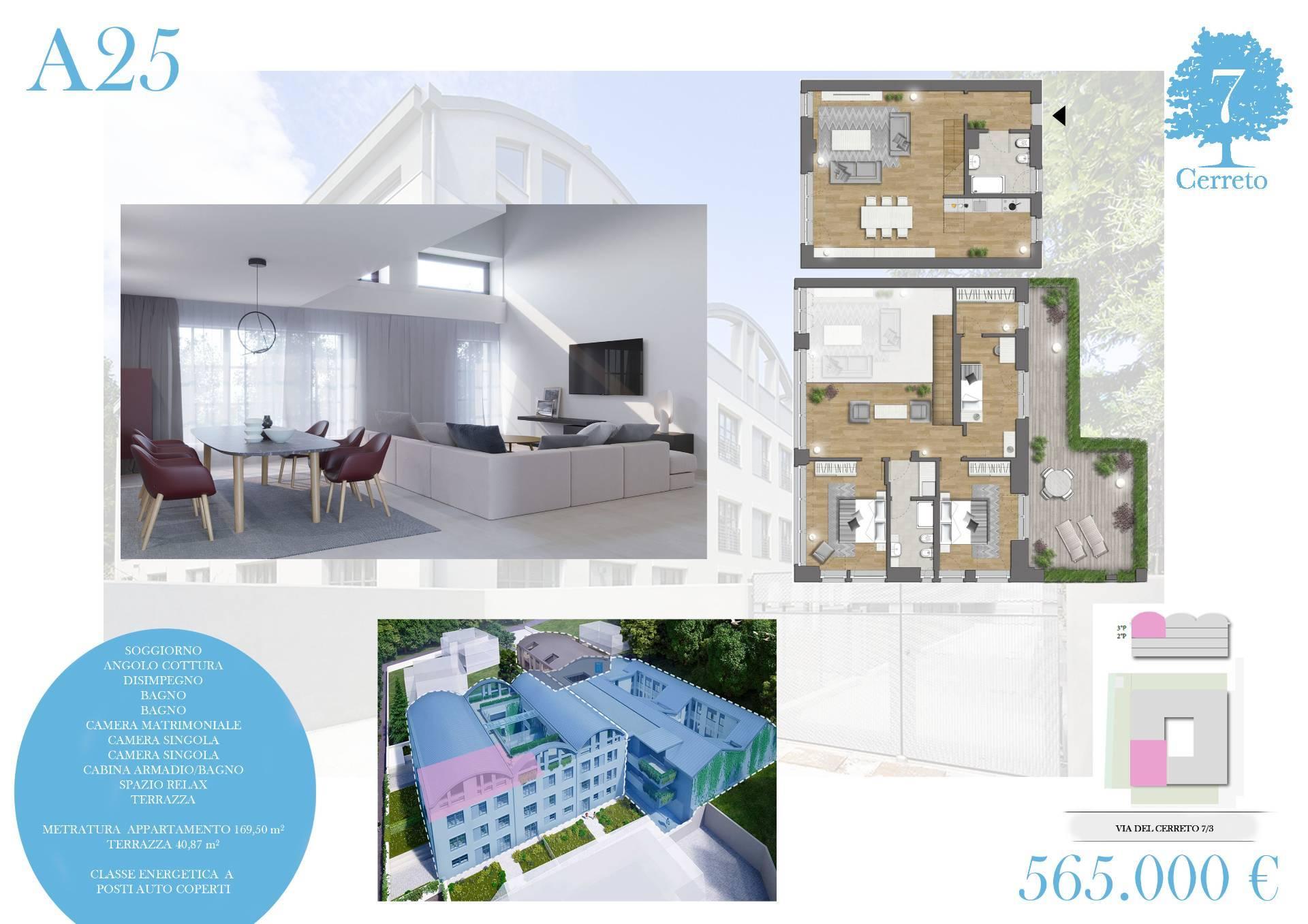 Appartamento in vendita a Trieste, 4 locali, zona Località: Zonedipregio, prezzo € 595.000 | CambioCasa.it