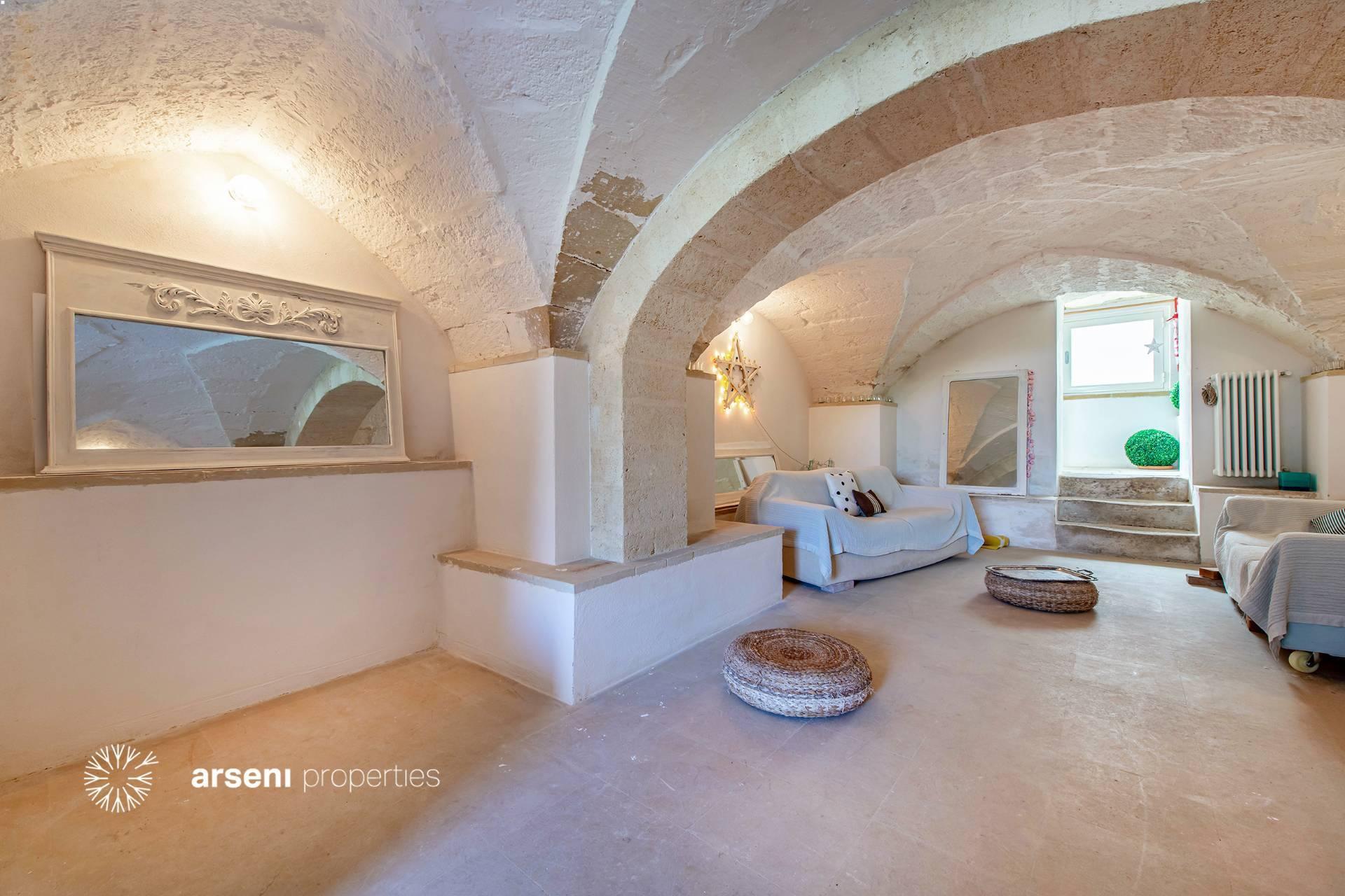Casa indipendente in vendita a San Cassiano (LE)