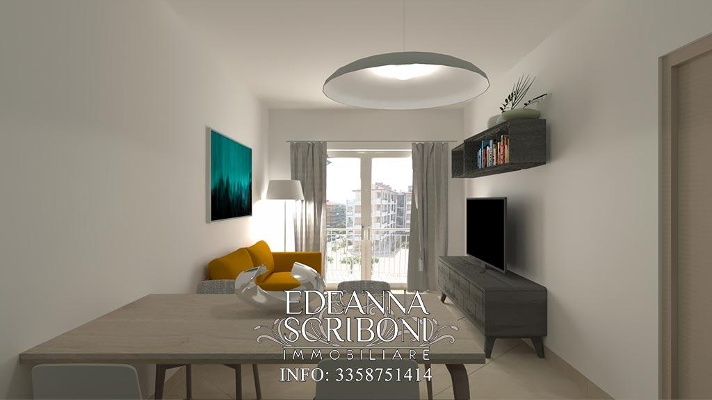 vendita appartamento andora   165000 euro  2 locali  45 mq