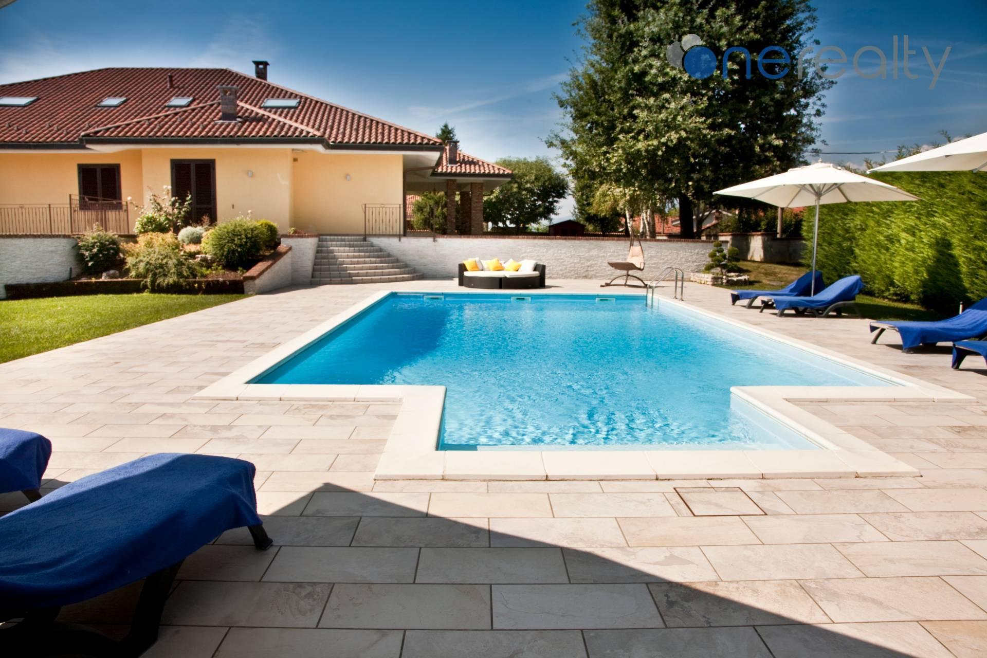 Villa in vendita a San Carlo Canavese, 16 locali, prezzo € 980.000 | PortaleAgenzieImmobiliari.it