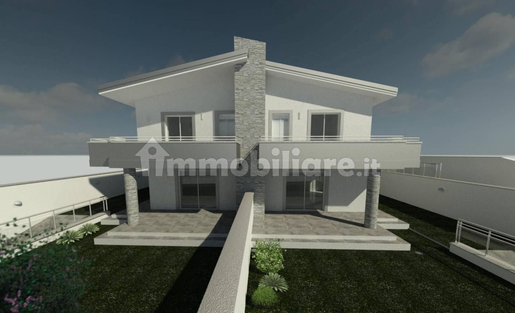 Villa a Schiera in vendita a Anzio, 4 locali, prezzo € 290.000   CambioCasa.it
