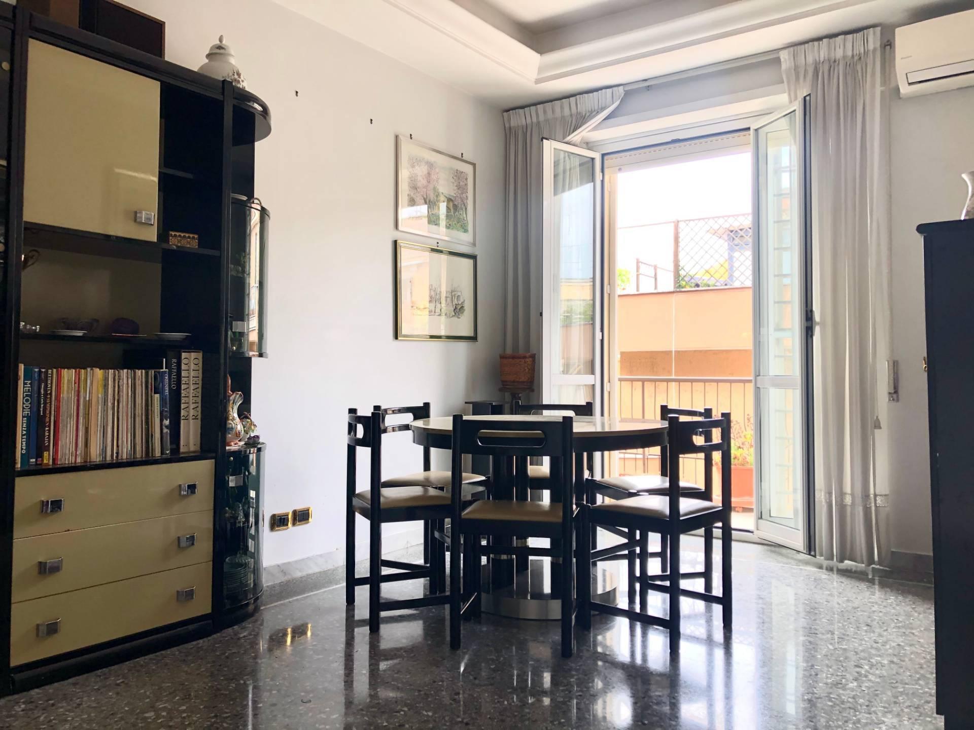 Appartamento in vendita a Roma, 3 locali, zona Zona: 24 . Gianicolense - Colli Portuensi - Monteverde, prezzo € 360.000   CambioCasa.it