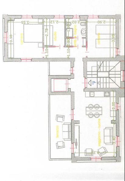 vendita appartamento porto san giorgio mare  365000 euro  117 mq