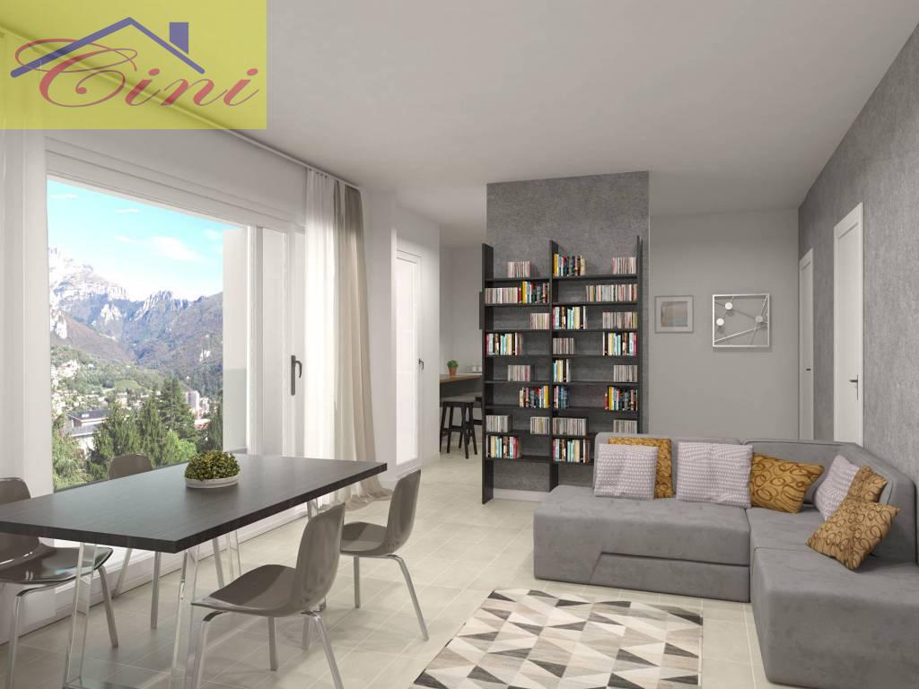 lecco vendita quart: castello cini-agenzia-immobiliare