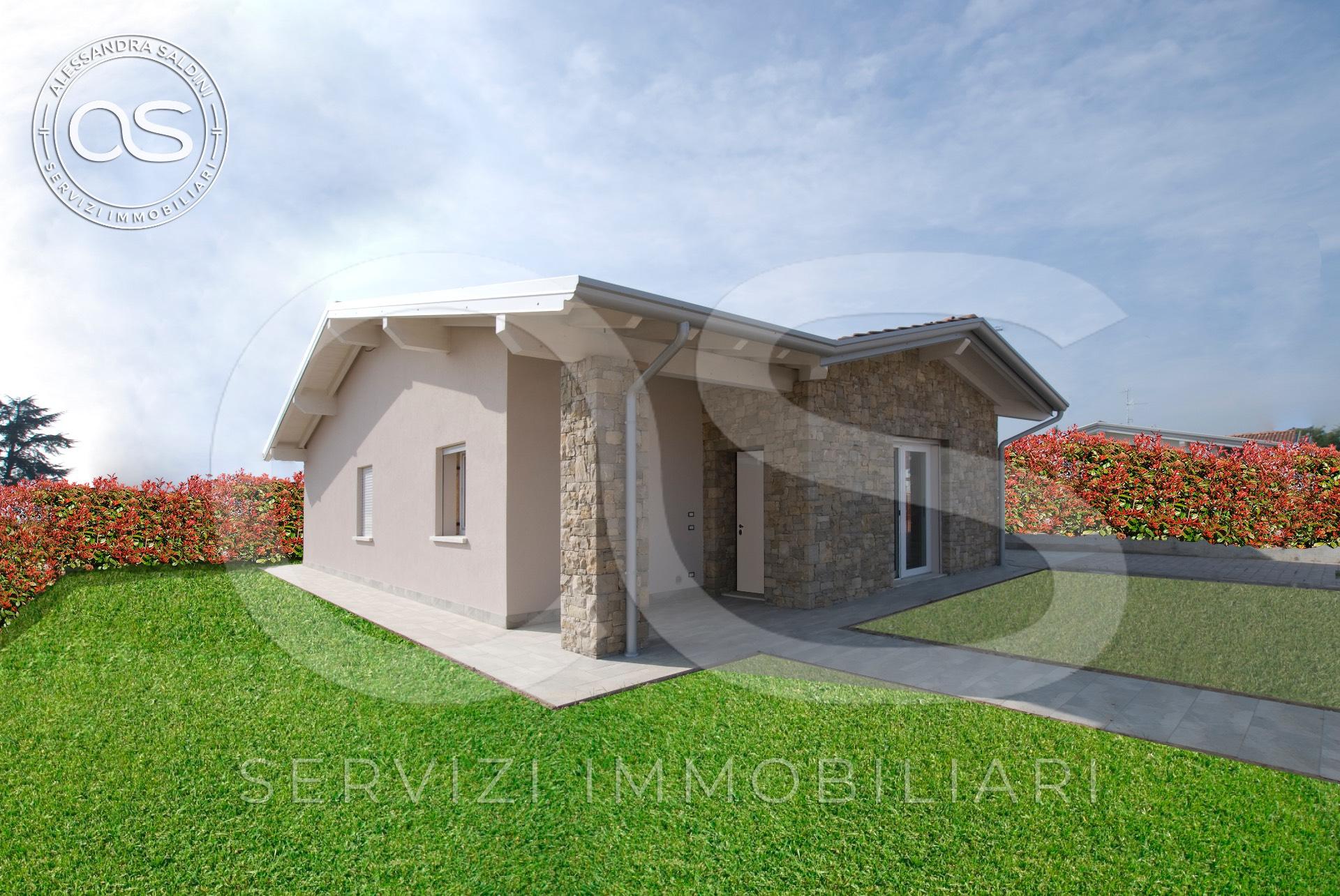 Villa in vendita a Manerbio, 4 locali, prezzo € 269.000 | CambioCasa.it