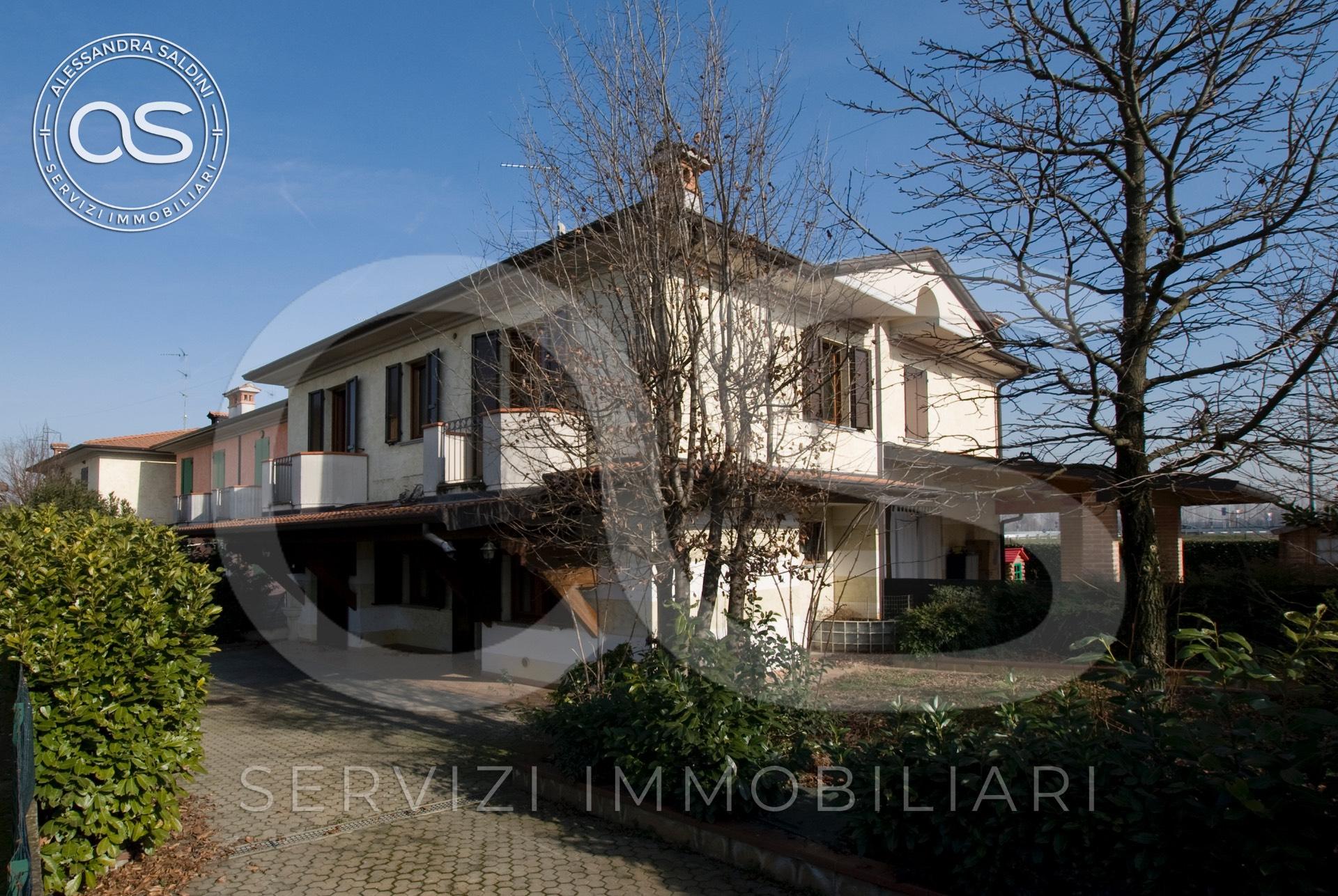Agenzie Immobiliari Bassano villa in vendita a bassano bresciano