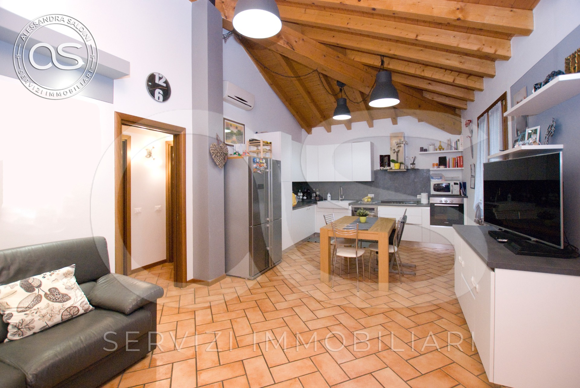 Appartamento in vendita a Cigole, 3 locali, prezzo € 99.000 | PortaleAgenzieImmobiliari.it