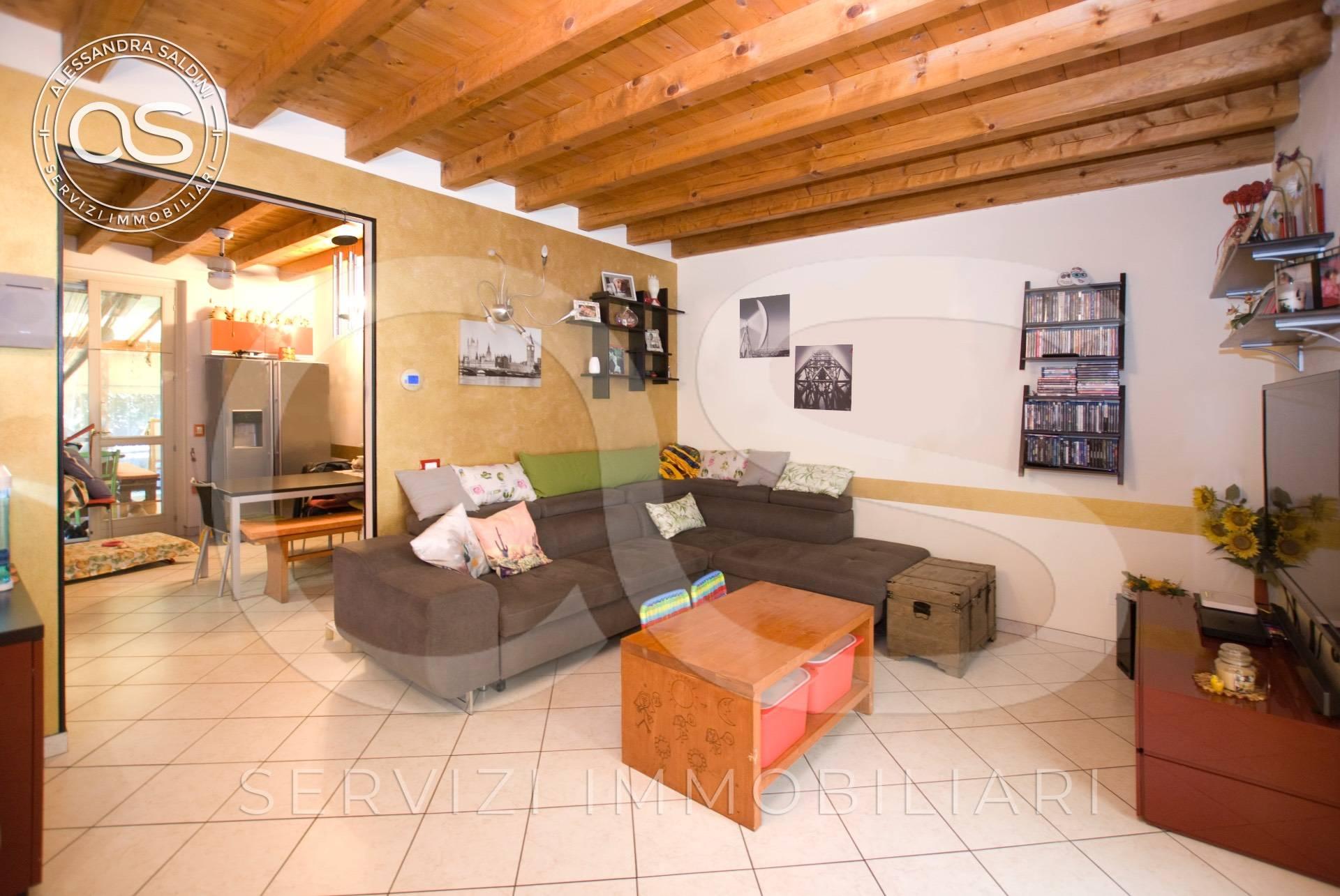 Appartamento in vendita a Bassano Bresciano, 3 locali, prezzo € 135.000 | PortaleAgenzieImmobiliari.it