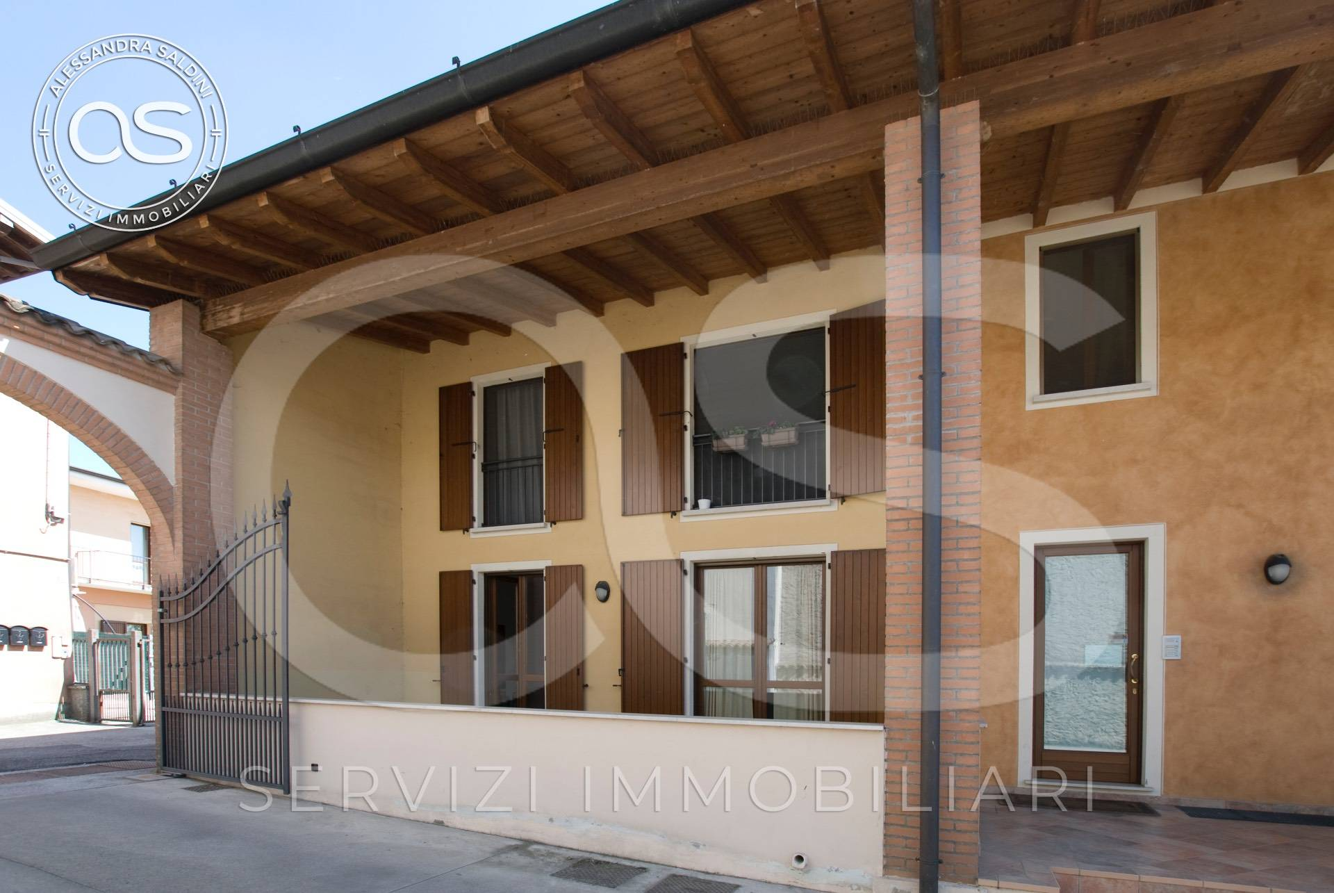 Appartamento in vendita a San Gervasio Bresciano, 3 locali, prezzo € 85.000 | PortaleAgenzieImmobiliari.it
